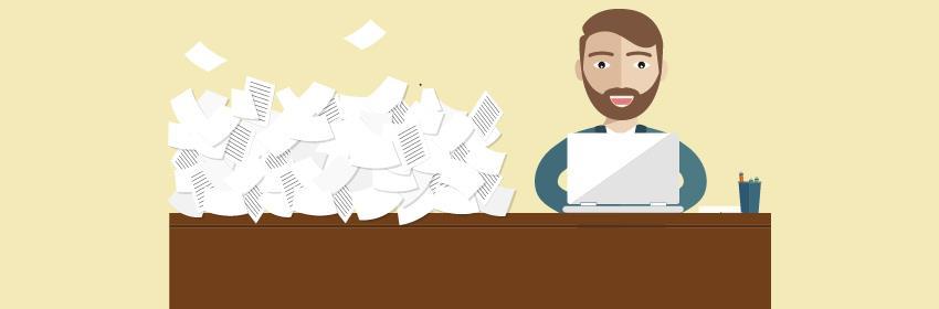 curso gestão de documentos e arquivos